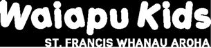 Waiapu Kids St. Francis Whanau Aroha Logo
